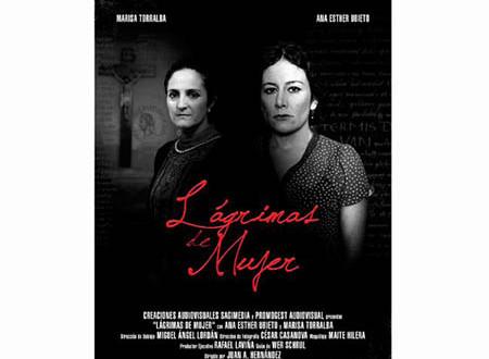 Lágrimas de mujer en el Museo Miguel Servet
