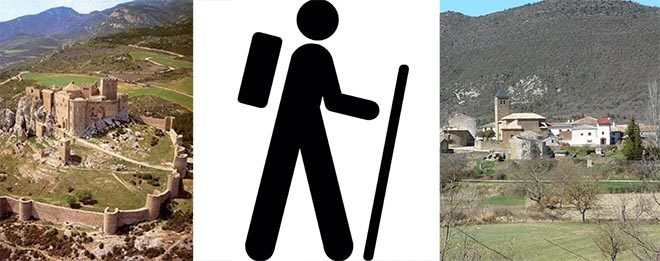 Promo: Andada de Peña Guara desde el Castillo de Loarre a Rasal
