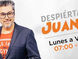 Lordán y su humor se suman al programa Despiértame Juanma