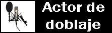 Actor de doblaje